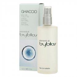 Elementi di Byblos - Ghiaccio eau de toilette spray 120 mlElementi di Byblos - ghiaccio FAMIGLIA OLFATTIVA Agrumato - F
