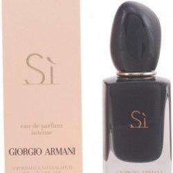 GIORGIO ARMANI Sì Eau de Parfum Intense30mlSì incarna una femminilità irresistibilmente moderna. Dedicato a una donna