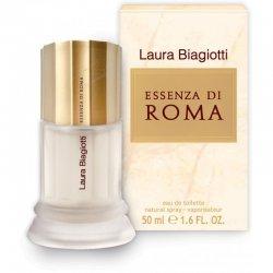 Laura Biagiotti Essenza di Roma Pour Femme Eau de Toilette 50ml una nuova fragranza che racchiude in sé il fascino, la