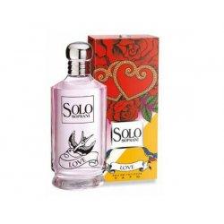 Luciano Soprani Solo Soprani Love 100mlla seducente e passionale, iper-femminile, che colpisce come uno sguardo amoroso