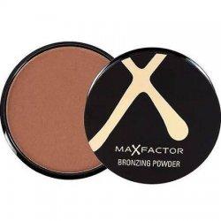 Max Factor Bronzing Powder - 21g 002 BronzeUn effetto abbronzato e naturale con la Terra Abbronzante di Max Factor. De
