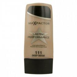Max Factor Fondotinta Lasting Performance 111 Deep BeigeCon una tenuta perfetta fino ad 8 ore, la pelle sarà fresca pi