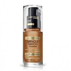 Max factor foundation miracle match 90 TOFFEETrasforma il tuo look con una pelle impeccabile e nutrita* dal colore per