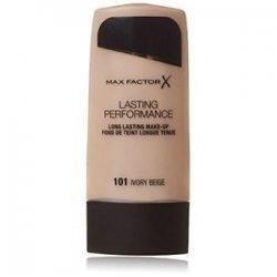 Max Factor Lasting Performance Foundation 101 Ivory Beige 35mlCopertura senza sbavature con il Fondotinta Lasting Perf