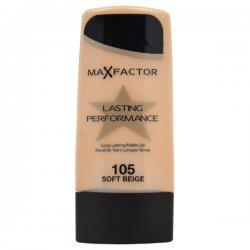 Max Factor Lasting Performance Soft Beige 105 Fondotinta LASTING PERFORMANCE MAX FACTOR. Copertura a lunga tenuta senz