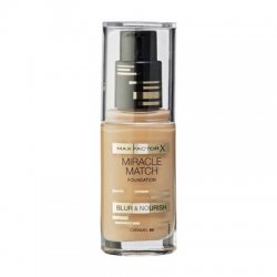 Max Factor Max Factor FONDOTINTA Miracle Match 85 CaramelTrasforma il tuo look con una pelle impeccabile e nutrita* d