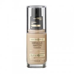 Max Factor Miracle Match Fondotinta - N 75 - Golden Trasforma il tuo look con una pelle impeccabile e nutrita* dal col