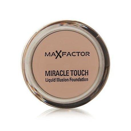 Max Factor Miracle Touch Liquid Illusion Fondotinta 11.5 g WARM ALMOND 045Max Factor Miracle Touch è il fondotinta più