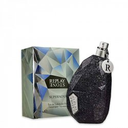 Replay stone supernova for him edt 50 ml