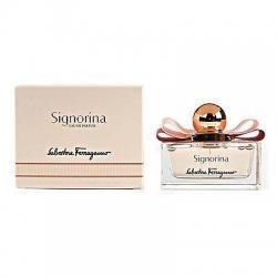 Salvatore Ferragamo Signorina Women\'s  Eau de Parfum Spray50MLUn piccolo gioiello dalla firma olfattiva unica che cele