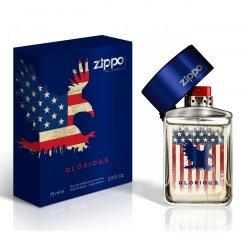ZIPPO GLORIOUS 75 MLIl Brand Zippo rappresenta molto più di un accendino, è un accessorio dal fascino universale e sen