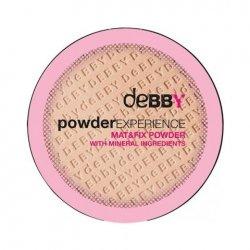 DEBBY Cipria Powder Experience n 01Cipria compatta arricchita con JEWEL POWDER, una polvere di pietre preziose, essenz
