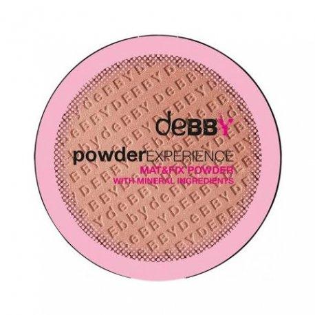 DEBBY Cipria Powder Experience n 03Cipria compatta arricchita con JEWEL POWDER, una polvere di pietre preziose, essenz