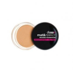 Debby mat&perfect - mousse foundation colore 05 mat caramelDebby mat&perfect - mousse foundation colore 05 mat caramel