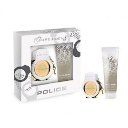 Police Forbidden for Woman 30ml eau de toilette + body lotion 100ml
