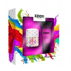 Zippo POP ZONE For Her edt 40ml + body lotion 100ml