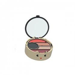 Pupa - Trousse cat 2 004 oroUna trousse essenziale e compatta da tenere sempre con sé. Ombretti per occhi in primo pian