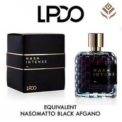 LPDO Hash Intense Eau de Parfum 100ml EQUIVALENTE NASOMATTO BLACK AFGANOIl risultato di un viaggio verso l'Oriente da v