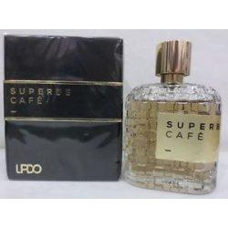 LPDO Superbe Café Eau de Parfum 100ml unisexL'eccitante miscela tra caffè nero e rosa crea una fragranza esilarante. Le
