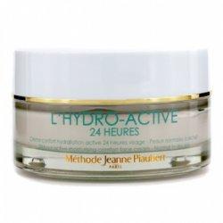 Jeanne Piaubert Hydro Active 24 Heures Crema Viso Idratante 24 Orepelli normali a seccheIdratare e proteggere il viso