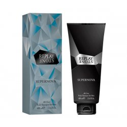 REPLAY Stone Supernova for Him SHOWER GEL 400ml