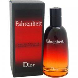 Dior Fahrenheit Eau de toilette spray 50 ml Creatività, distinzione e carattere per una firma e un sillage inimitabili.