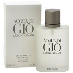 Acqua Di Giò pour Homme Eau de Toilette 100mlLa fragranza che si ispira alle coste dell\'Isola di Pantelleria dove Giorg