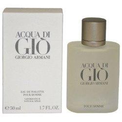 Acqua Di Giò pour Homme Eau de Toilette 50mlLa fragranza che si ispira alle coste dell\'Isola di Pantelleria dove Giorgi