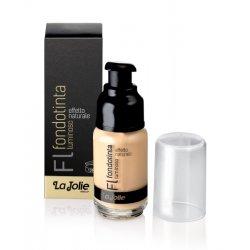 LaJolie fondotinta luminoso n6Una leggera texture che dona un effetto naturale e luminoso