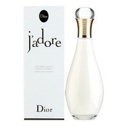 DIOR - J\'ADORE LAIT CORPS FLACON 150 ML Questa emulsione leggera, ha una texture morbida e candida arricchita con netta
