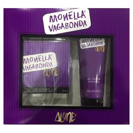 MONELLA VAGABONDO ALONE CONFEZIONE EAU DE TOILETTE 100ML+ GEL DOCCIA 200 ML