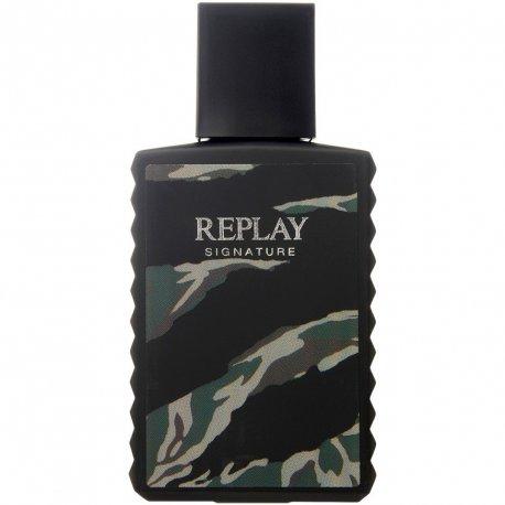 Replay Signature For Man Eau de Toilette  30 ml