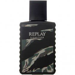 Replay Signature For Man Eau de Toilette 50 ml