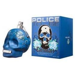 """POLICE TO BE TATTOOART EAU DE TOILETTE 40ML SPRAY - NOVITA\' PROFUMO UOMOPolice arricchisce la sua collezione di """"skull"""""""