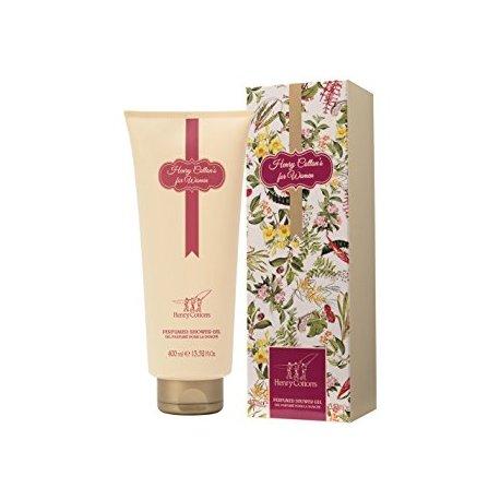Henry Cotton\'s For Women Fragranza Fruttata Bagnoschiuma - 400 ml