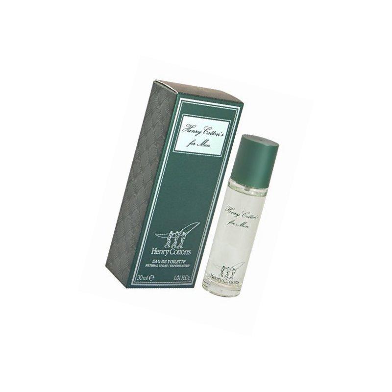 promo code 898af a6660 Henry Cottons' for men 30 ml è una fragranza fresca, legnosa ed elegante.  Le note acquatiche di testa dai sentori di men