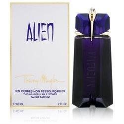 Mugler Alien  eau de parfum per donna 60 ml sprai non ricAngel, Thierry Mugler ha deciso di sfidare il mondo della prof