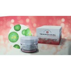 TRANSVITAL essential crema contorno occhi rivitalizzante anti età 15 mlcombatte la perdita di idratazione ed elasticità