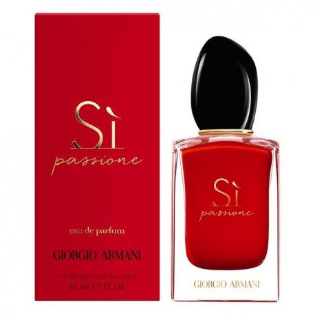Armani Si\' Passione 50 ml Eau de ParfumGiorgio Armani Si\' Passione 50 ml Eau de Parfume EDP profumo donna. Sì Passione