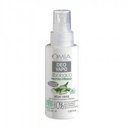 Omia Deo vapo aloe vera deodorante 75 mlUna linea Anti-Traspirante per persone con sudorazione intensa. Rinfresca e reg