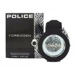 Police Forbidden for Man Eau de Toilette 100ml SprayUna creazione che non ha paura di rompere gli schemi, ama osare ed