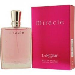 Miracle lancome eau de parfum 50 mlUn mix di note di Litchi e Fresia, vivace e scintillante come l\'alba di un nuovo gio