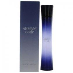 Armani Code Femme 75ml EDP Women Sprayprofumo florealeper la donna sensualeper l'uso di sera e per le occasioni speci