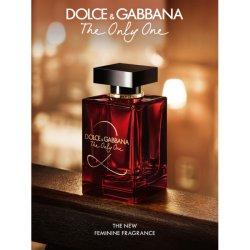 Dolce&Gabbana THE ONLY ONE 2 EAU DE PARFUM SPRAY 100MLè una fragranza femminile che non ti farà passare di certo inosse