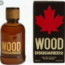 Dsquared2 Wood 100 ml Eau de Toilette Profumo Uomo Eau de Toilette Profumo Uomo. Wood, la nuova fragranza per lui un pr