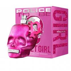 POLICE TO BE SWEET GIRL 40 MLL\'intreccio di caramello e gelsomino di To Be Sweet Girl è il cuore di questa fragranza gl