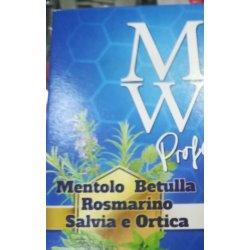 FIALE PREVENZIONE CADUTA  MY WAY  ALLE ERBE MENTOLO BETULLA 10 FIALE DA 12 ML