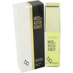 Alyssa Ashley Musk Eau de Toilette 100 ml spray DANGEROUS BUT FUN Una formulazione molto particolare, che unisce centin