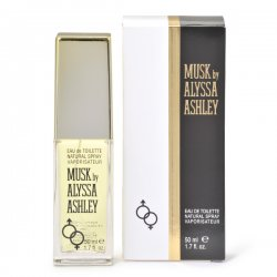 Alyssa Ashley Musk FOR WOMEN 50ml