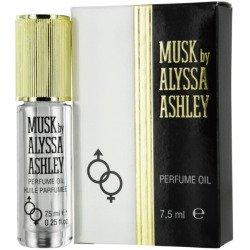 Alyssa Ashley Musk Oil -  7,5 mlUna formulazione molto particolare, che unisce centinaia di ingredienti tra i migliori